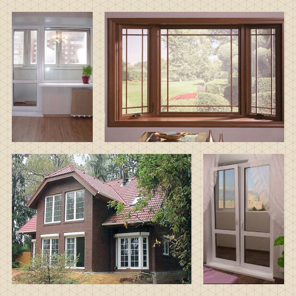 Деревянные или пластиковые окна: какой вариант лучше