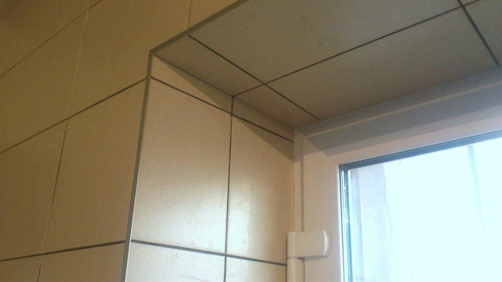 Как собственноручно выполнить отделку оконных откосов керамической и зеркальной плиткой