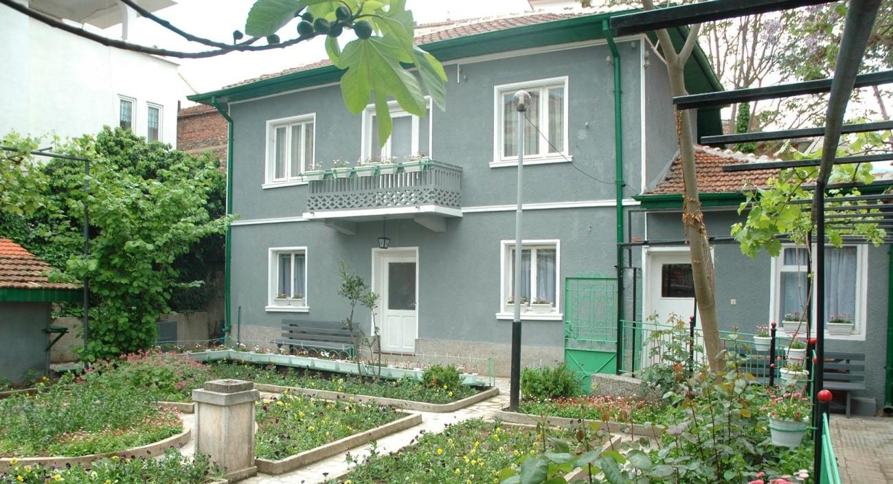 Дом, где жила ясновидящая Ванга