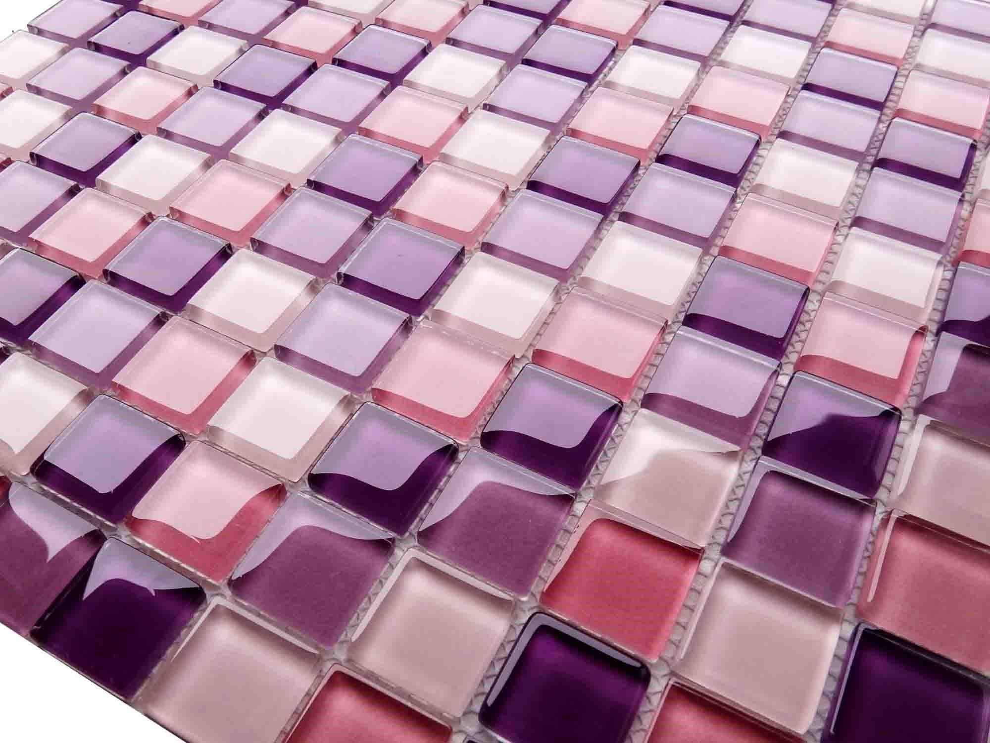 Изготовление стеклянной плитки из подручных средств в домашних условиях