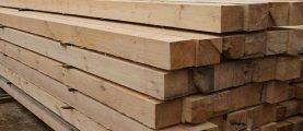 Какие виды бруса используют при строительстве домов