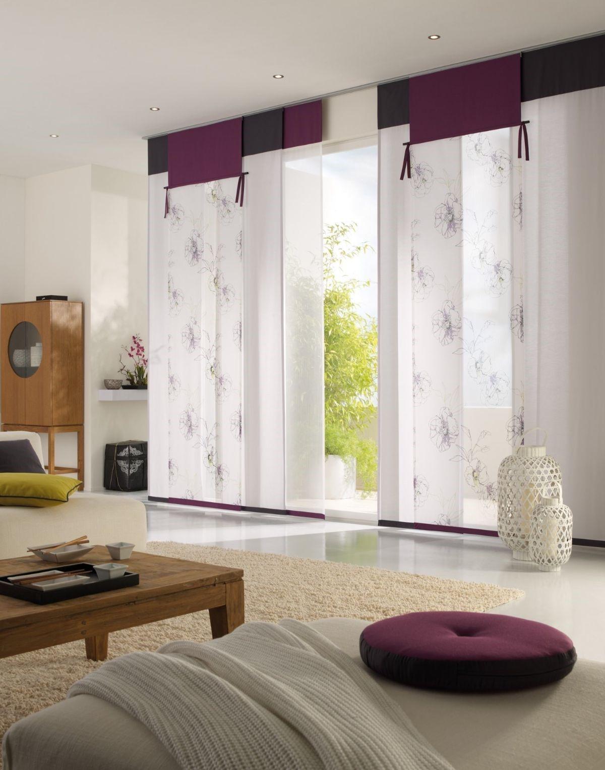 Стильные шторы: новые идеи для оформления