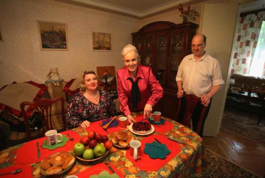 Недвижимость знаменитой актрисы Элины Быстрицкой: квартира в столице и загородный дом