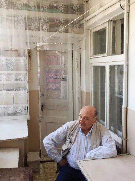 Михаил Жванецкий вспомнил о своем старом доме