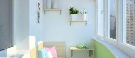 Как оформить балкон в хрущевке