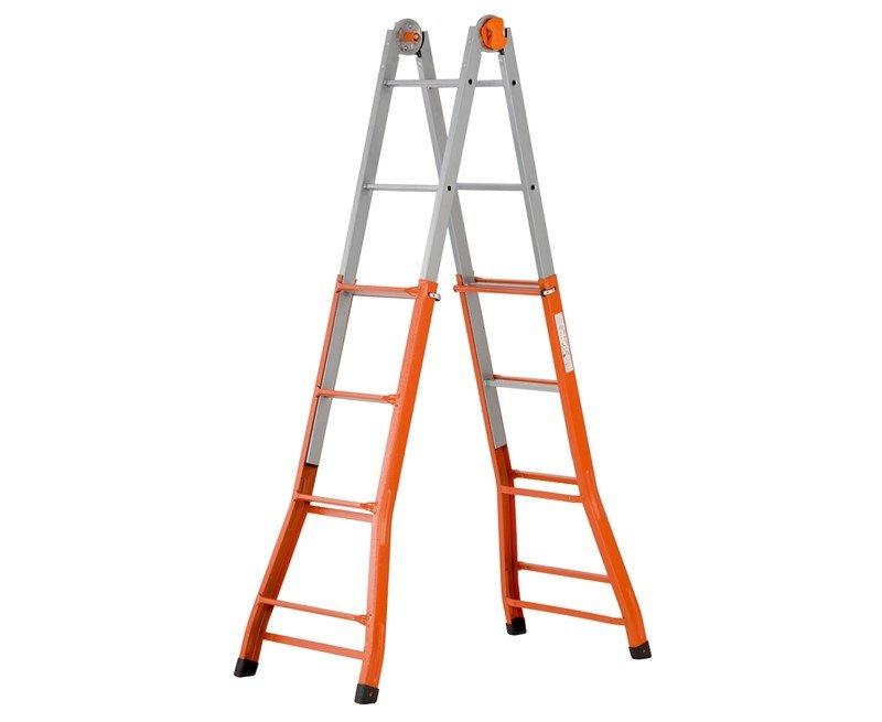 В чём заключаются плюсы лестницы-трансформер, и что необходимо учитывать при выборе конструкции