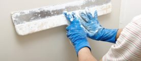 Качественная подготовка стен под оклейку обоями руками неопытного новичка