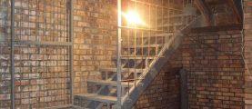 Лестница в погреб: виды конструкций