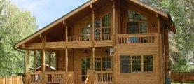 Фундамент для дома из деревянного бруса: какая опорная конструкция подойдёт