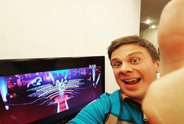 Где проживает телеведущий Дмитрий Комаров
