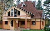 Преображение фасада частного дома: отличительные особенности разных отделочных материалов