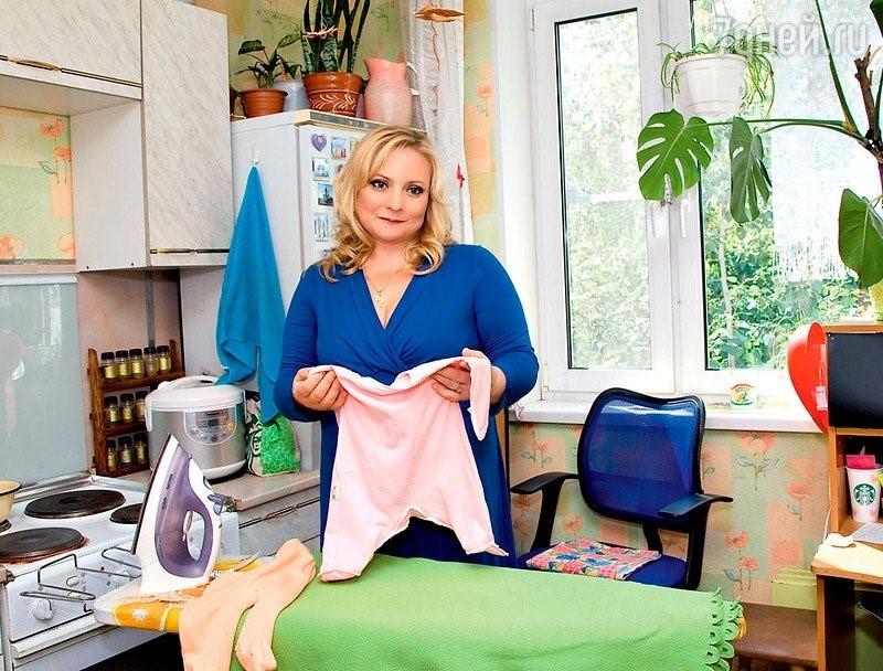 Загородный дом и московская квартира Светланы Пермяковой