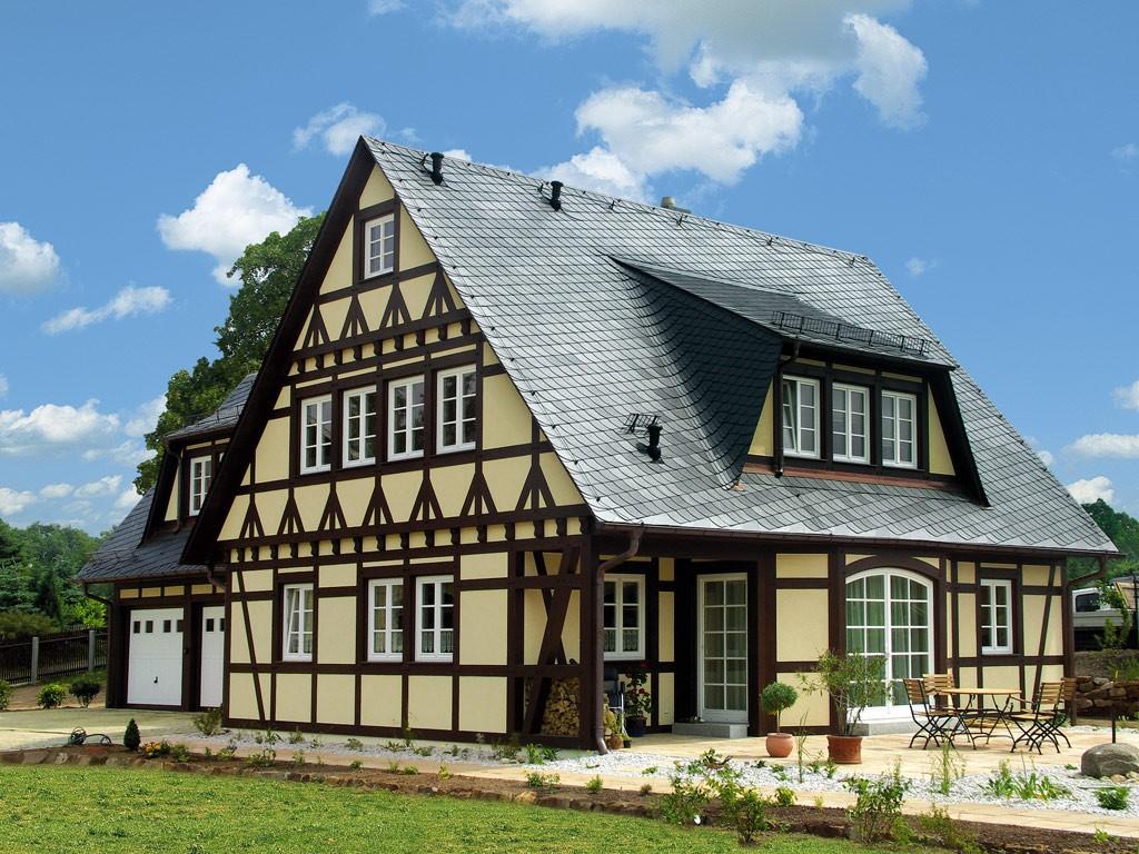 Применение немецких технологий малоэтажного жилого строительства
