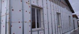 Требования, предъявляемые к монтажу сайдинг-панелей при утеплении фасадных стен