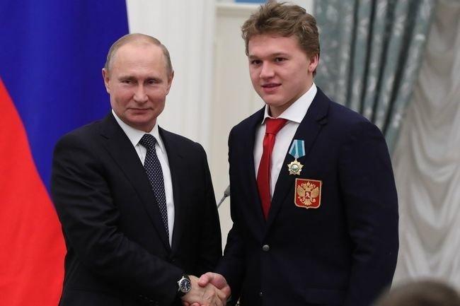 Где живет известный российский хоккеист Кирилл Капризов