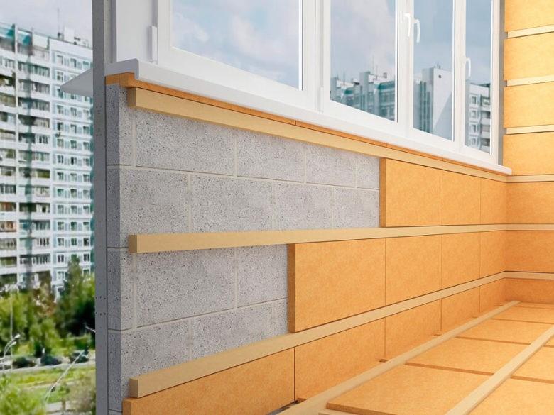 Утепление лоджии или балкона: основные ошибки