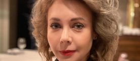 Где проживает журналистка Божена Рынска