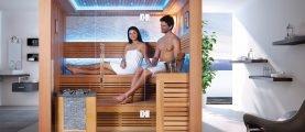 Мобильная сауна в собственной ванной комнате: достоинства и разновидности