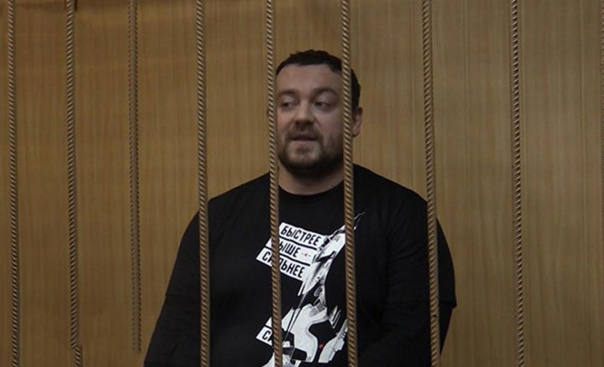 Блогер Эрик Давидович живет в штаб-квартире