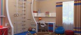 Основные правила ремонта детской комнаты