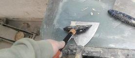 Как очистить испачканные в краске кисти, валики и шпатели