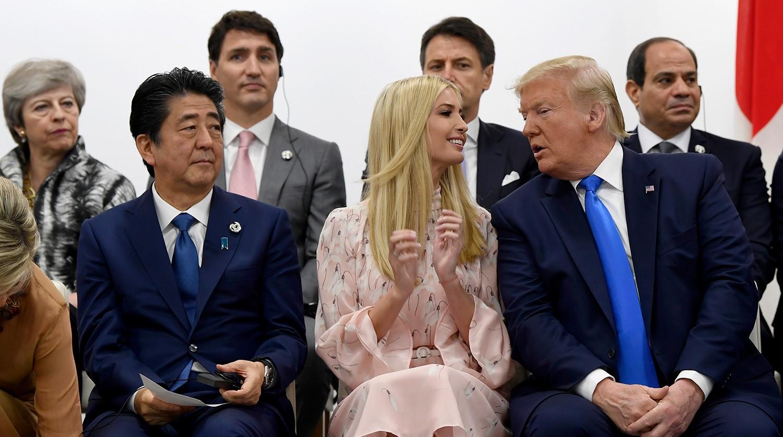 Где проживает дочь Дональда Трампа – Иванка?