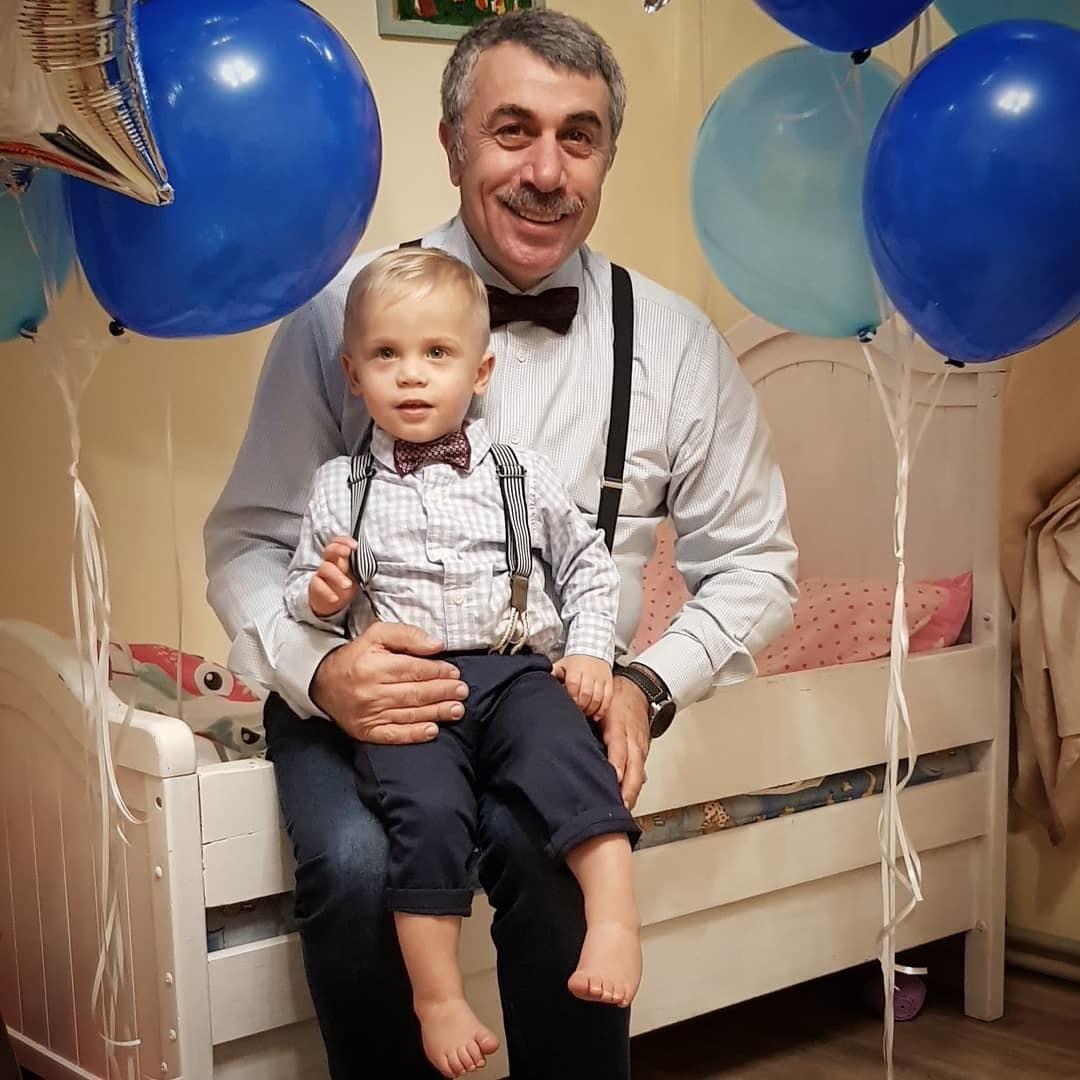 Известный педиатр Украины доктор Комаровский – где он живет