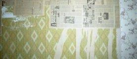 Зачем в советские времена стены иногда оклеивали старыми газетами