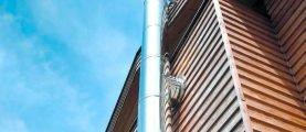 Дымоходы из металла: важные нюансы, особенности изделий из оцинкованной и нержавеющей стали