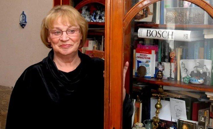 Мать Михаила Ефремова Алла Покровская: где жила и как стала известной прекрасная актриса