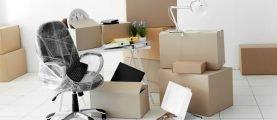 Офисный переезд: обращение к профессионалам, особенности подготовки