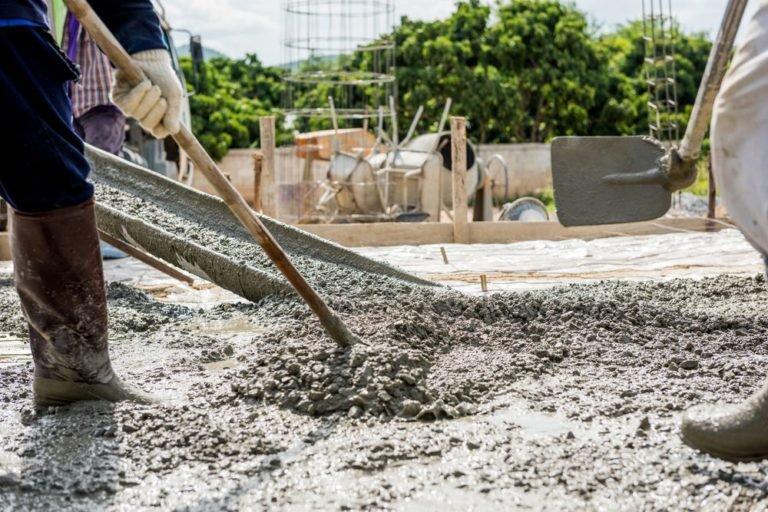 Наливные бетонные полы: особенности подготовки и заливки стяжки