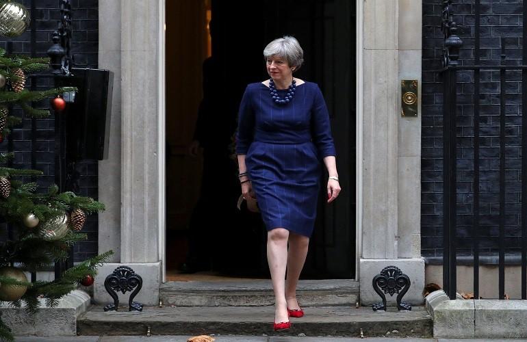 Где проживает премьер-министр Великобритании