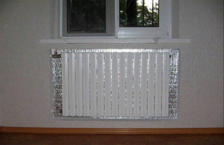 Как повысить теплоотдачу батареи