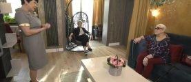 Актриса Мария Шукшина проводит время на городской даче
