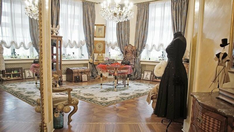 Элитные апартаменты, в которых проживала Людмила Гурченко