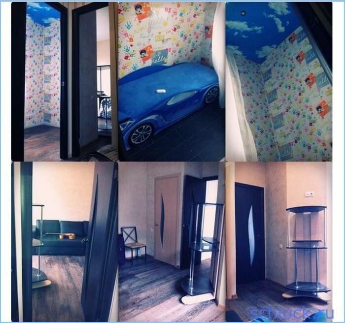 Как выглядит квартира Алианы Гобозовой – бывшей участницы Дома-2