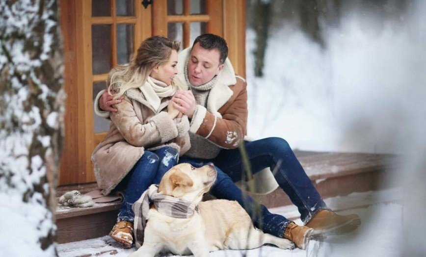 Где живет супружеская пара Алексей Михайловский и Наталья Варвина
