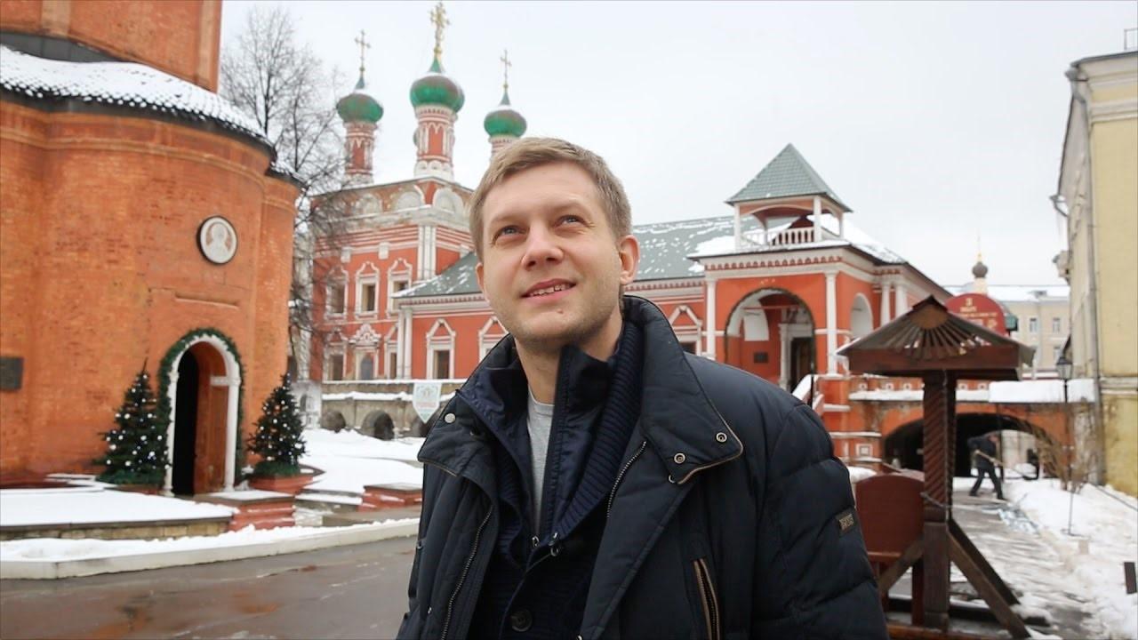 Телеведущий Борис Корчевников и его быт