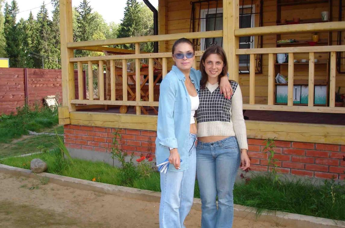 Где сейчас живёт Марина Могилевская