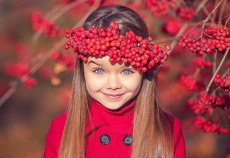 Где живёт юная модель Анастасия Князева