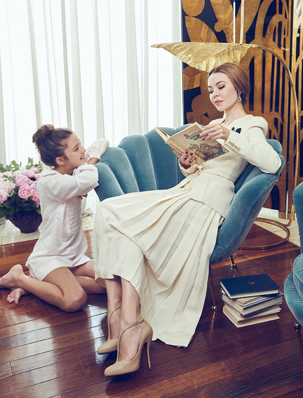 Как и где проживает известный модельер и дизайнер Ульяна Сергиенко
