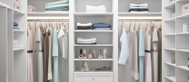 Современный дизайн гардеробной маленького размера: особенности планировки и выбор стиля