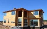Дом из СИП-панелей: состав, важные характеристики и плюсы материала