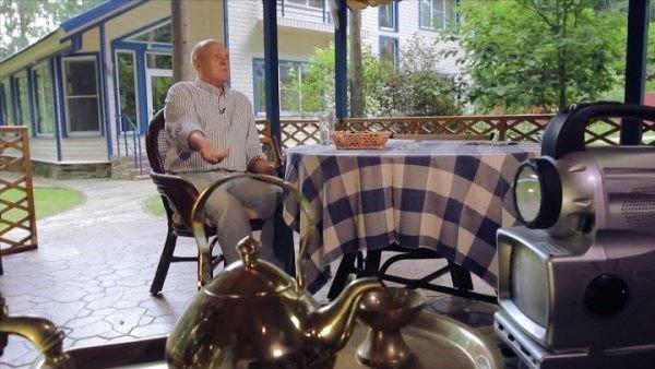 Загородная идиллия Владимира Меньшова и Веры Алентовой
