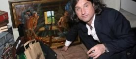 Где живет скандальный журналист Отар Кушанашвили