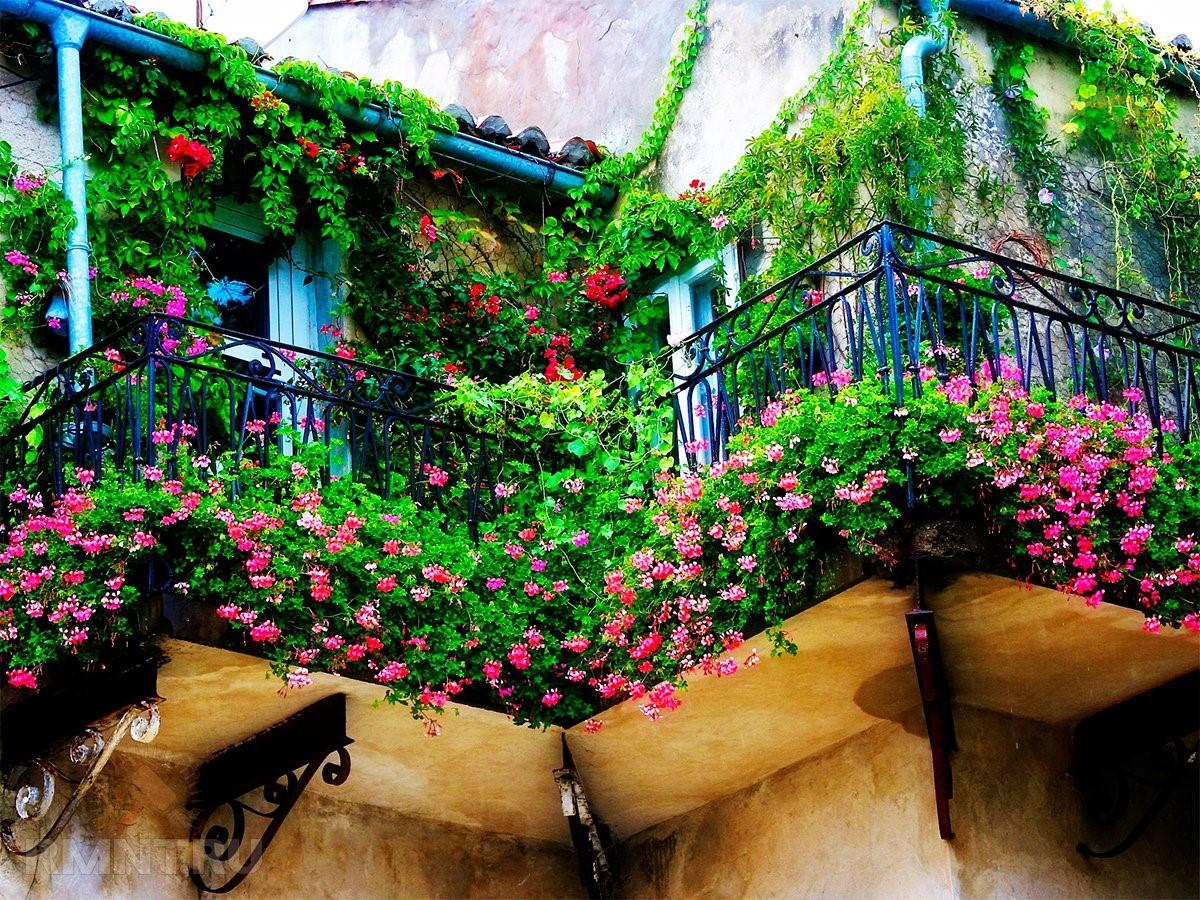 Как с пользой использовать балконное пространство