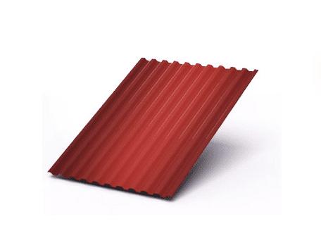 Профнастил для забора: преимущества строительного материала, расцветки, как выбрать
