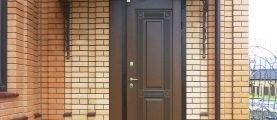 Как выбрать уличную дверь
