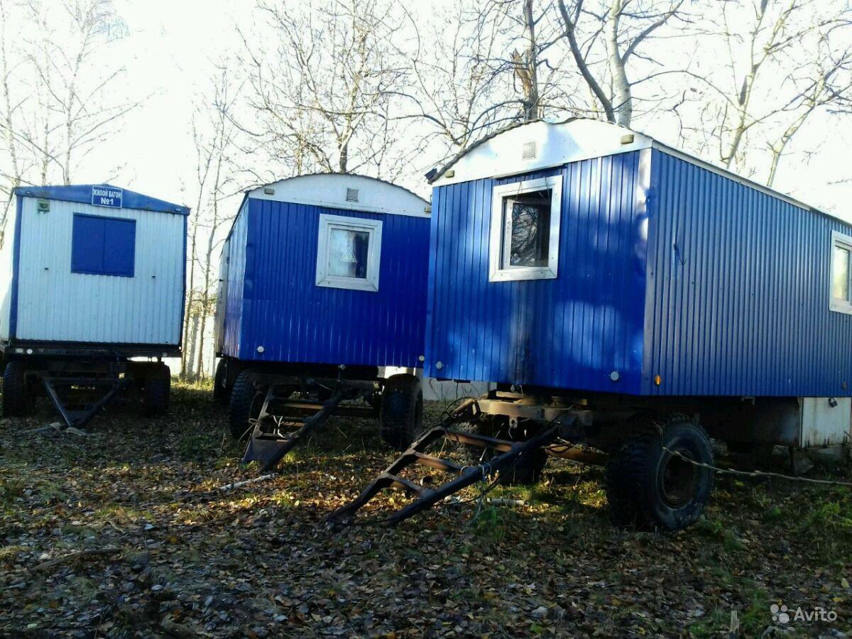 Производство и поставка вагон-домов